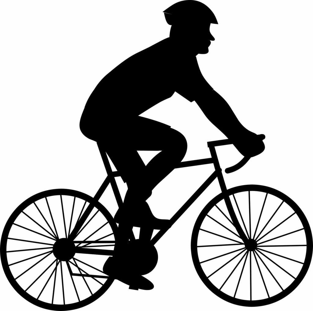 bisiklet sürmek görseli