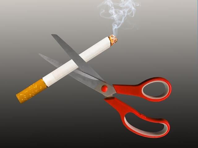 sigaraya hayır görseli