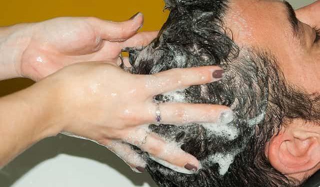 karbonat-şampuanı