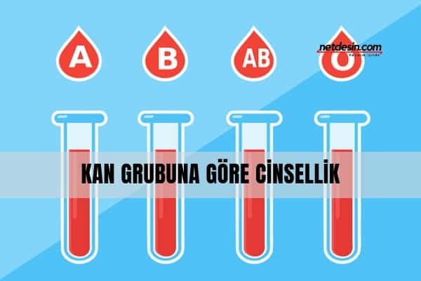 Kan-grubu-cinsellik