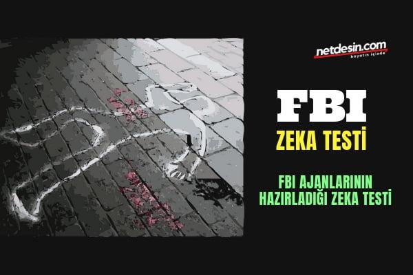 fbi-zeka-testi