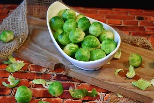 Karaciğeri yenilemek için brüksel lahanası