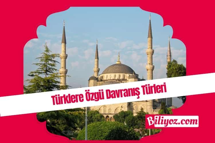 türklere-ozel-davranış-türleri
