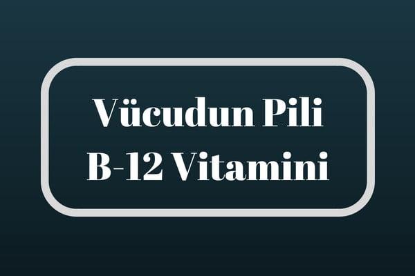 B-12-vitamini
