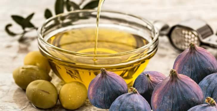 7 zeytin 1 incir kürünün faydaları