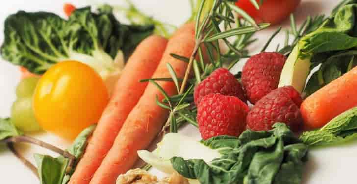 hızlı kilo vermek için taze gıda