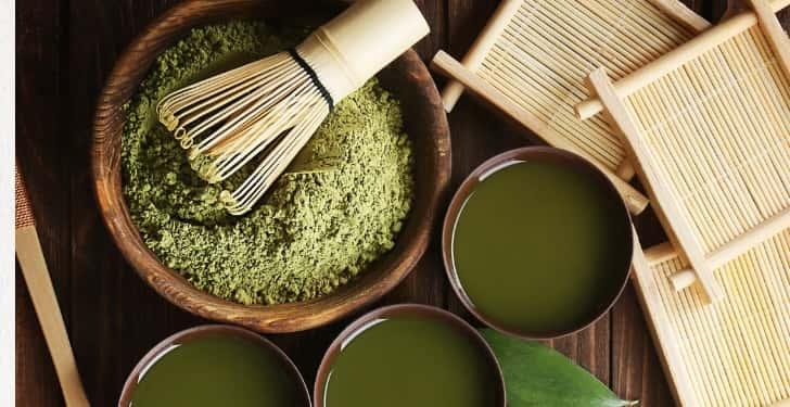 yeşil çay kalp krizi