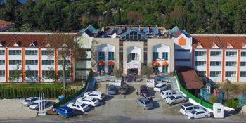 La santa maria otel kuşadası