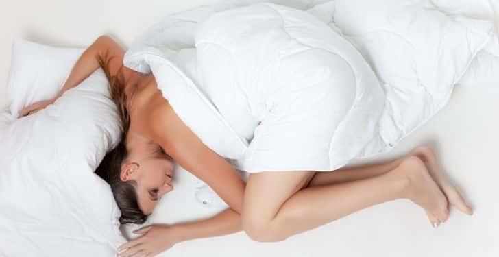 çıplak uyumanın faydaları