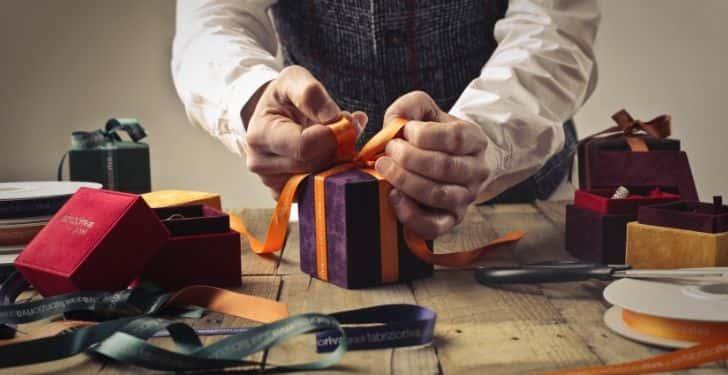 Romantizm için hediyeler
