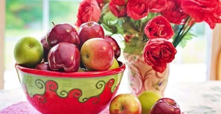 Kırmızı elma metabolizmayı hızlandırır